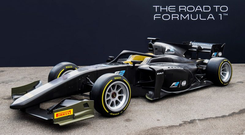 "Formula 2: Pirelli supplying 18"" tyres from 2020"