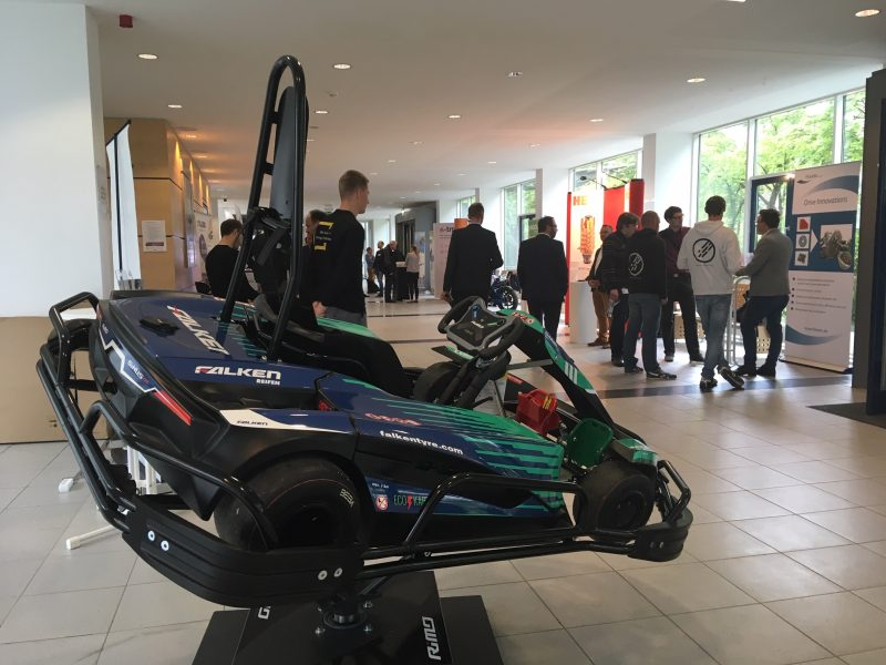 Falken hybrid and electric vehicle tech on show at E-Mobility Days Munich
