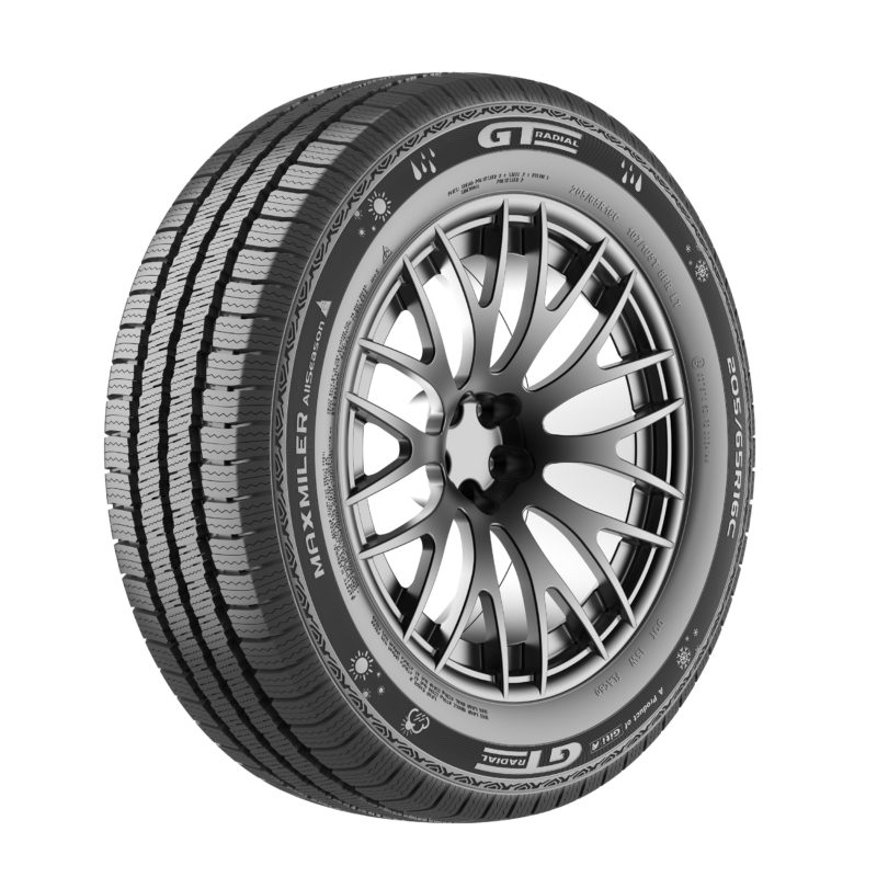 GT Radial launches Maxmiler AllSeason van, light truck tyre
