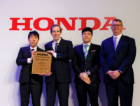 Hankook Tire a Honda double award winner