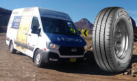 Hyundai chooses Kumho's 'low profile' PorTran KC53 for H350