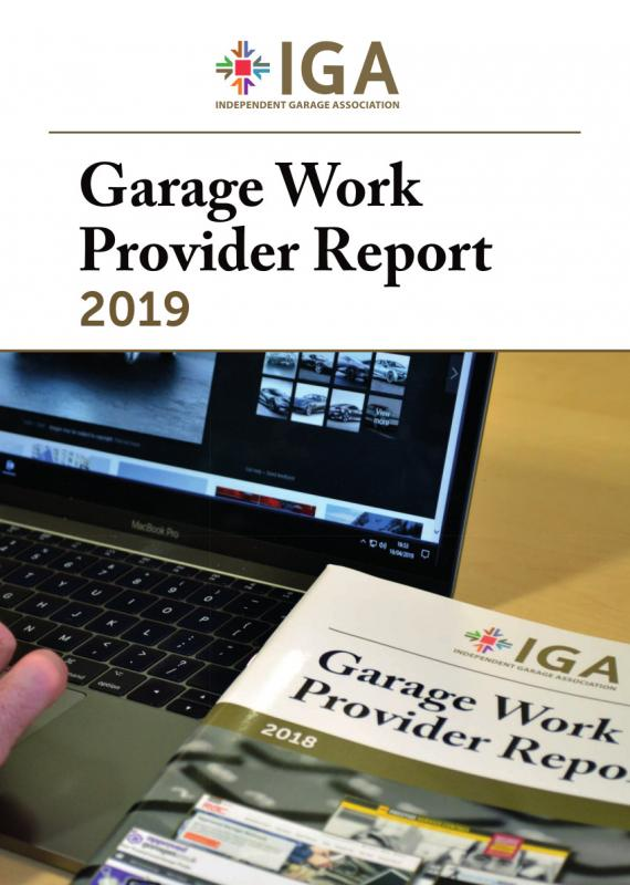 IGA publishes guide to consumer-facing websites for independent garages