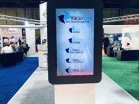 Vaculug promotes VMS Mobile at CV Show