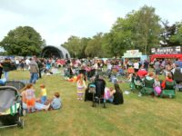 Melksham Motor Spares sponsors 20th anniversary Party in the Park