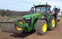"""Farmer reports """"impressive strength"""" of Michelin AxioBib 2"""