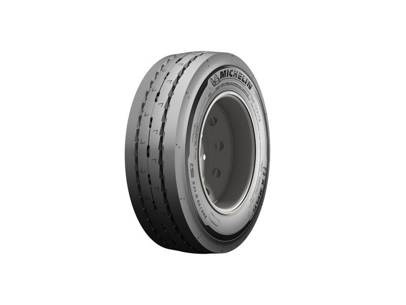 Michelin adds 4 sizes to X Multi T2 range