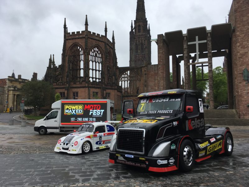 GT Radial to join MotoFest Coventry as sprint circuit sponsor