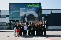 Nokian Tyres: US factory launch team training in Europe
