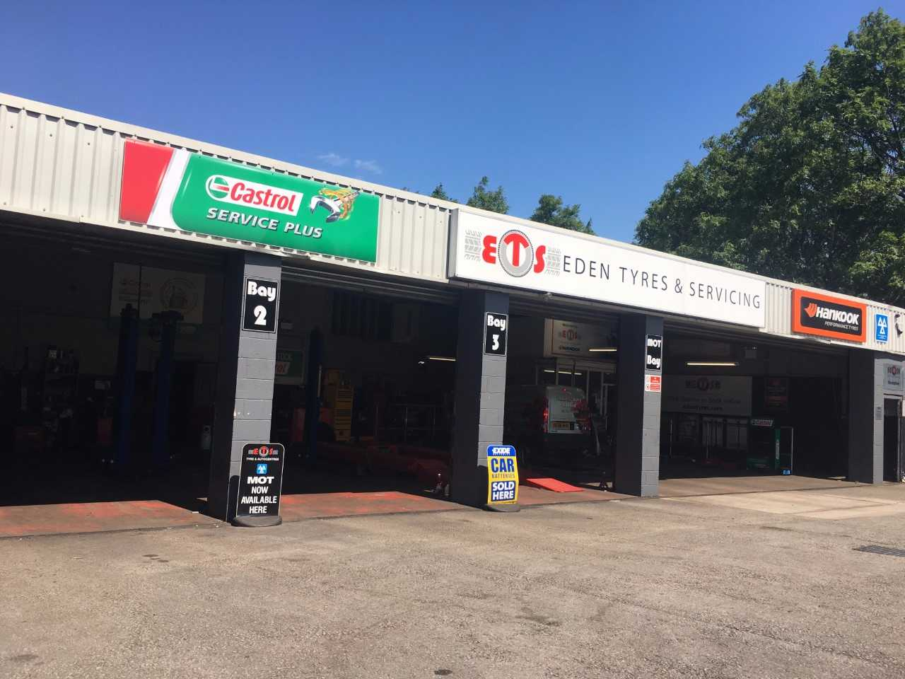 Growth and stability amongst leading UK tyre retailers
