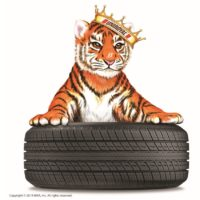 Introducing tyre royalty…