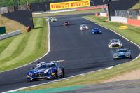 Pirelli at Silverstone Blancpain GT Series Endurance Cup round 2