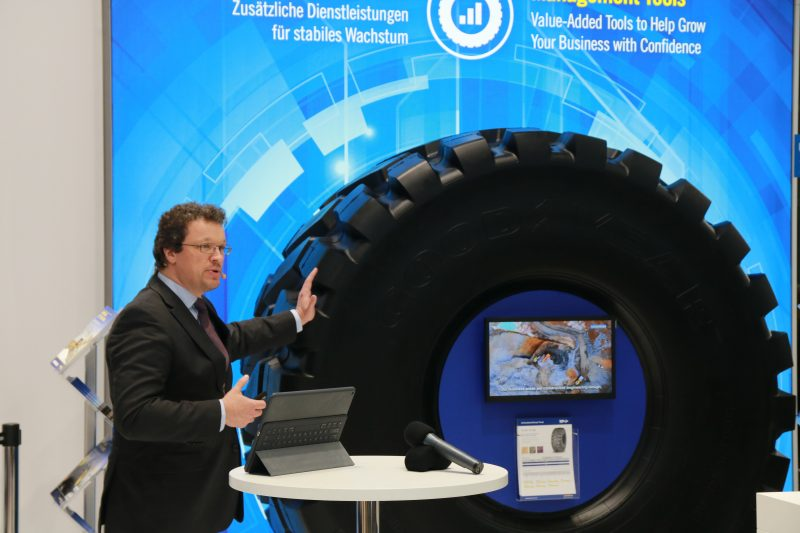 Goodyear announces $36M investment in OTR production