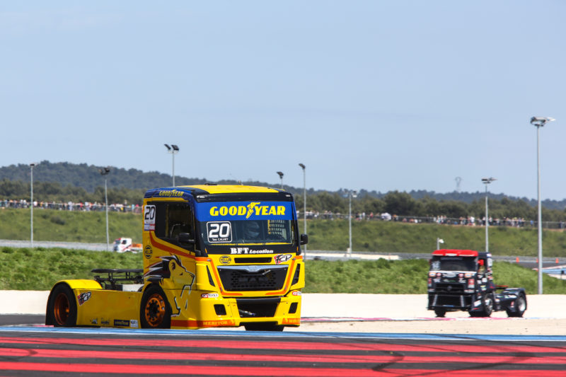 Goodyear extends commitment to FIA European Truck Racing Championship