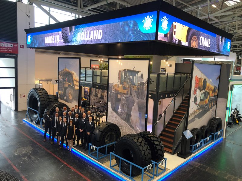 Magna Tyres Group reports 'strong first quarter'