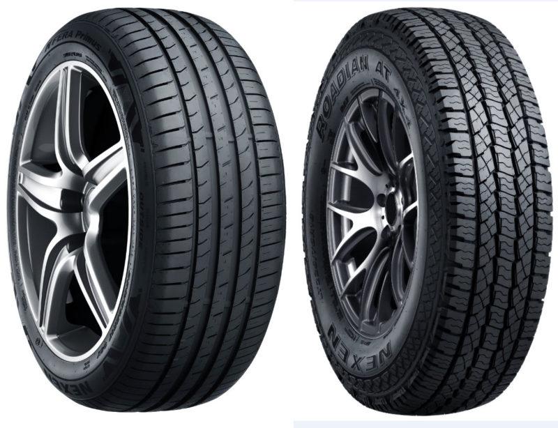 Nexen adds to car, 4x4 line-ups