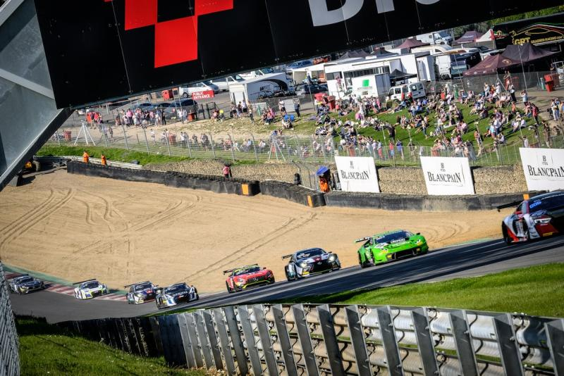 UK hosts Blancpain GT World Challenge Europe opener, supported by Pirelli