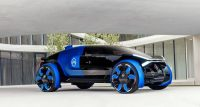 Goodyear partnering with Citroën in 100th anniversary autonomous electric car project