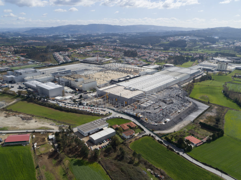 Conti investing 100 million euros expanding OTR tyre production in Portugal