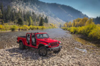 Falken OE on Jeep Gladiator in US