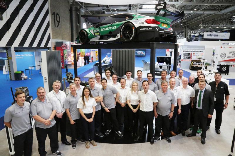 Schaeffler thrilled with Automechanika Birmingham 2019 experience