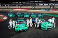 Falken celebrating 20 years at Nürburgring