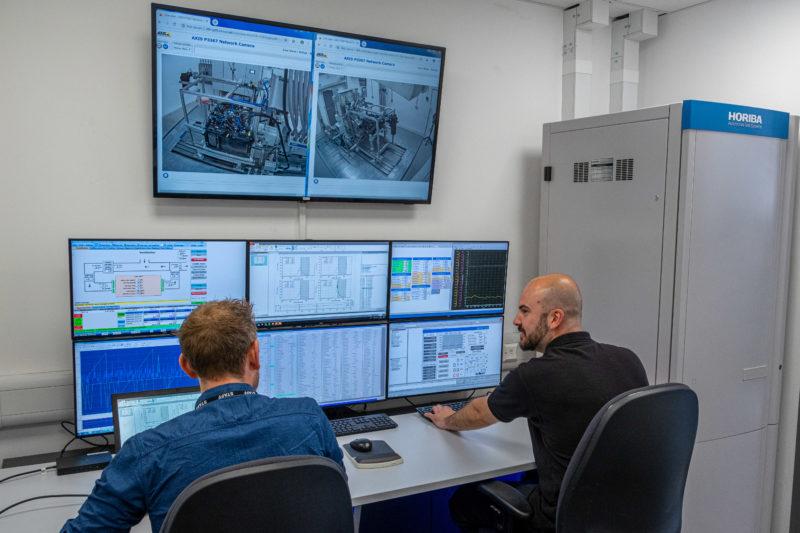 Horiba MIRA's new £4m propulsion test centre