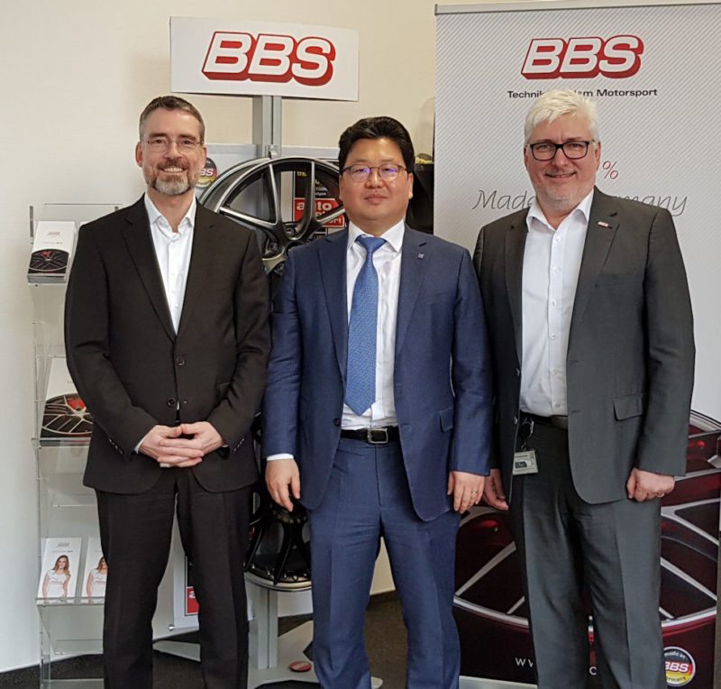 BBS: Handbrake to be released in aftermarket business