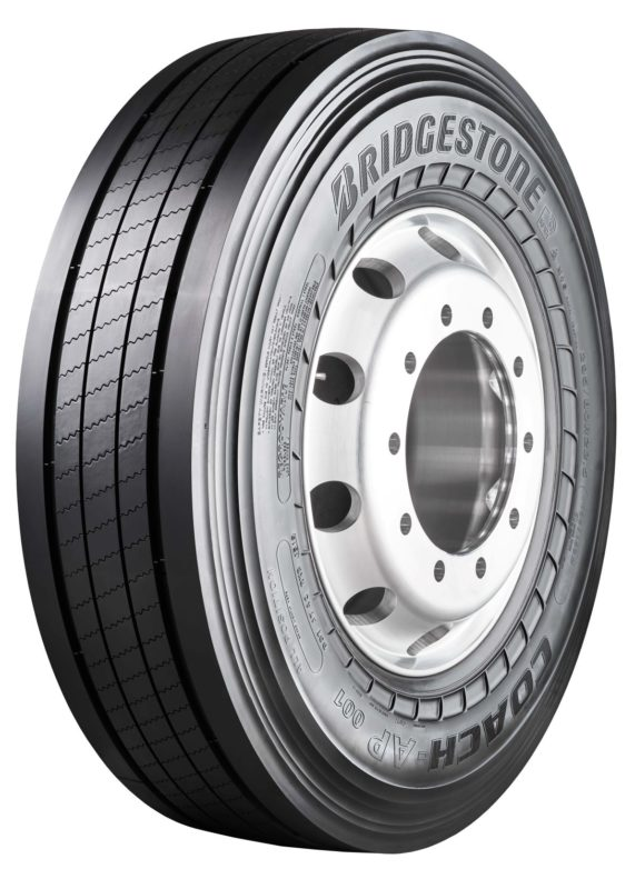 Bridgestone launches Coach-AP 001