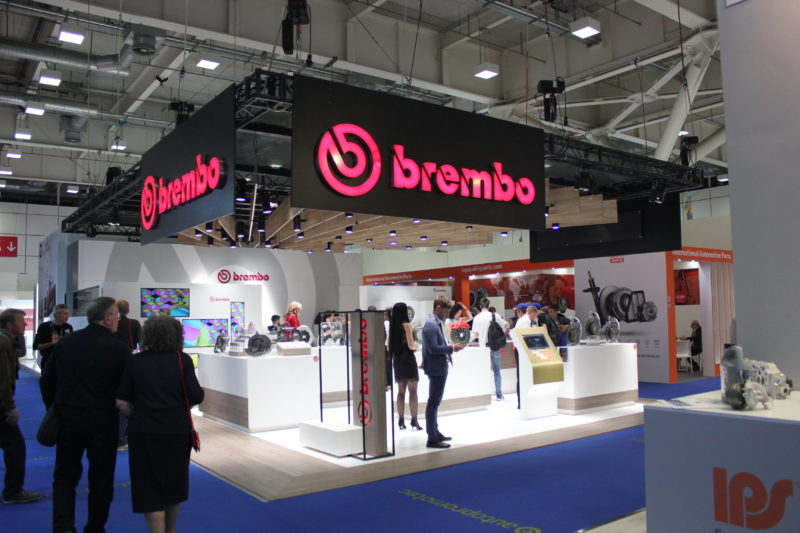 Brembo extends premium offer with UHP to track-day range