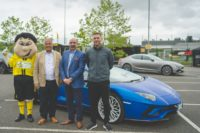 Pirelli celebrates biggest family day with Burton Albion FC