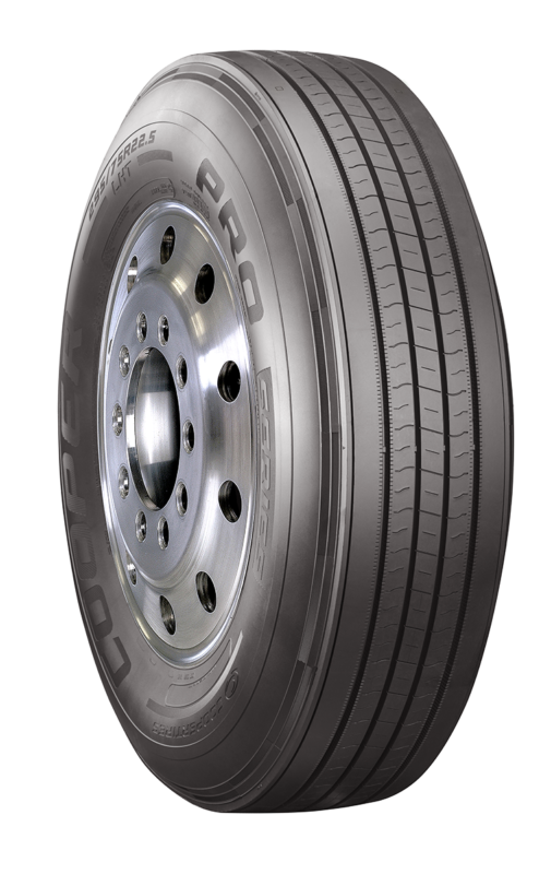 Cooper launches Pro Series LHT trailer tyre