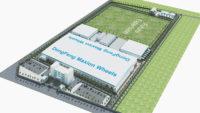 Groundbreaking held for Maxion-Dongfeng aluminium wheel plant