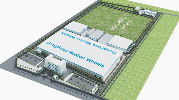 Groundbreaking held for Maxion-Dongfeng aluminium wheel plant
