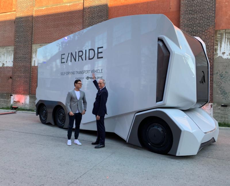 Michelin to use autonomous trucks in France