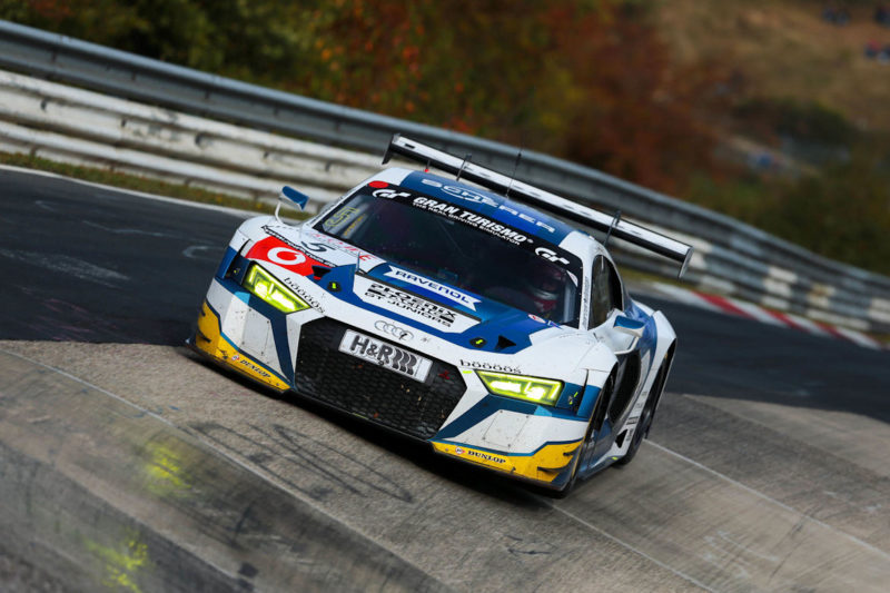Tyre makers ready for Nürburgring 24-Hour Race