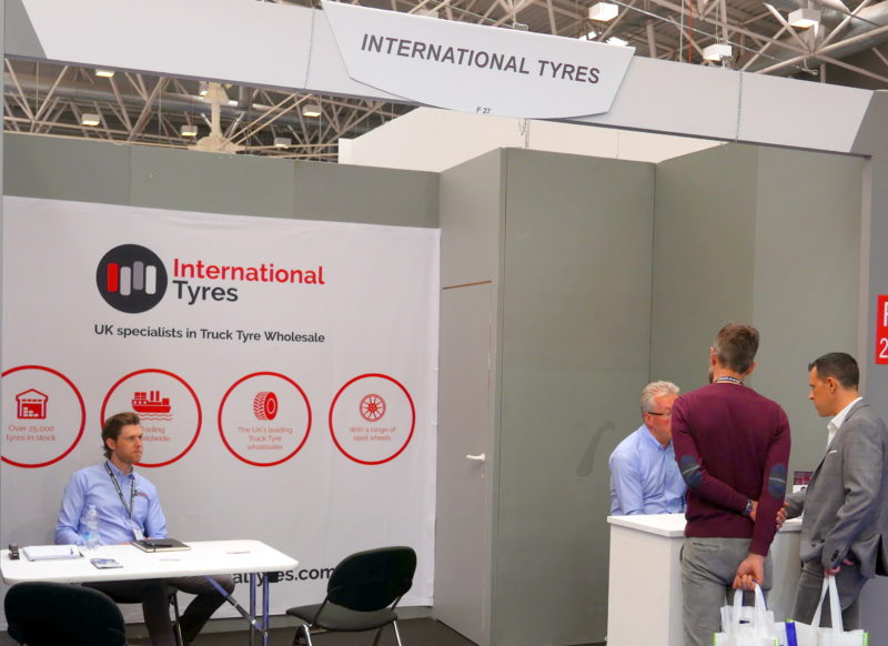 International Tyres aims for Europe