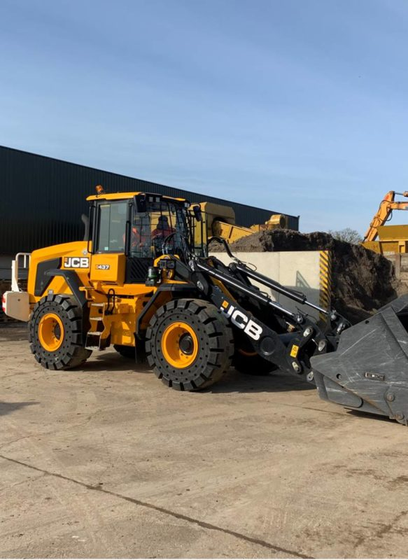Tyre Boss helps B&B Skips fit TY Cushion Solids