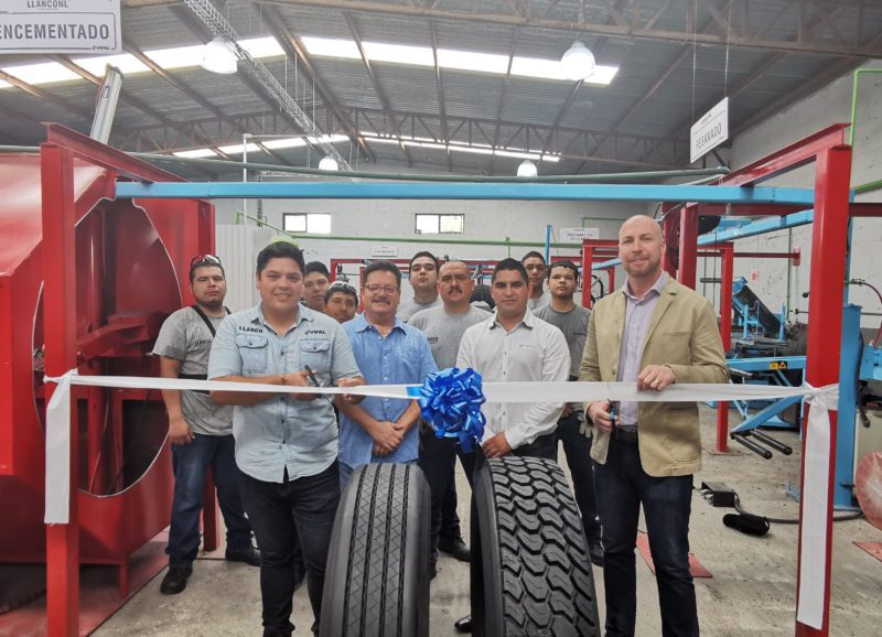 Vipal's Mexican partner opens new unit