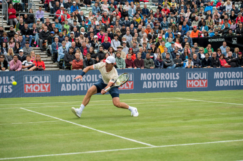 Liqui Moly remains loyal to MercedesCup