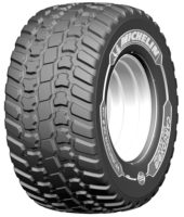 Michelin launches VF CargoXBib High Flotation trailer tyre