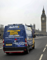 Kwik Fit offering 'Mobile7' mobile tyre fitting nationwide
