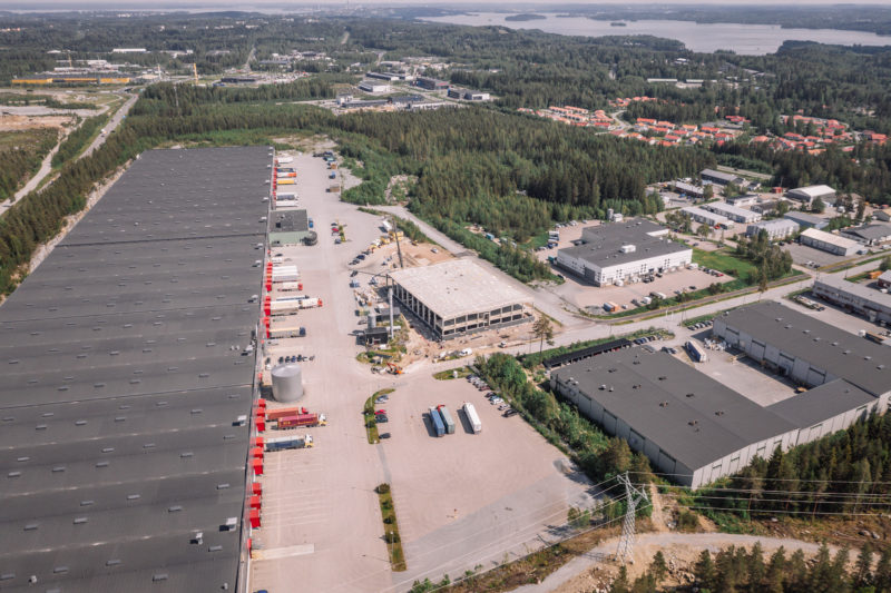 Nokian Tyres: Investment in capacity, R&D on schedule