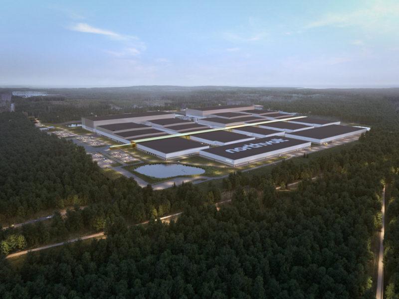 Northvolt raises US$1 billion for Europe's first gigafactories