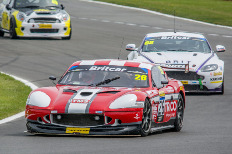 Trico's Sarah Moore secures Britcar points haul at Donington Park
