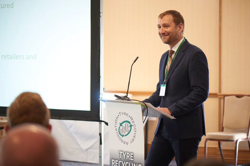 Tyre Recovery Association Forum day welcomes record numbers