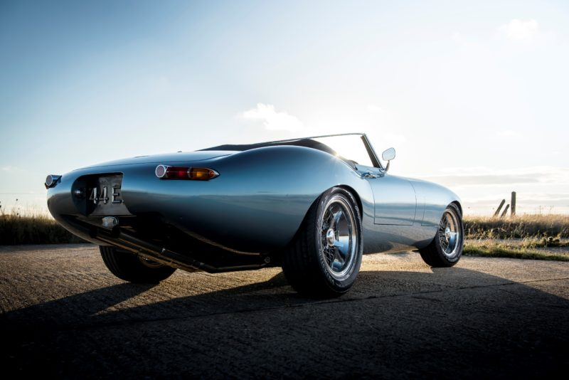 Vredestein tyres fitted on Eagle E-types models