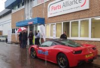 The Parts Alliance open evening attracts 200-plus customers