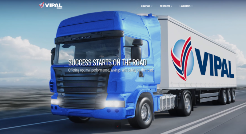 Vipal launches new website