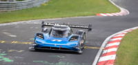 Bridgestone helps VW to new Nürburgring electric vehicle record