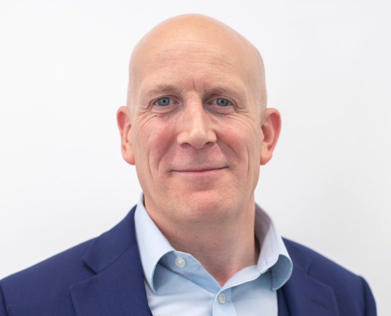 Fintyre appoints Stephen Childs group chief commercial officer